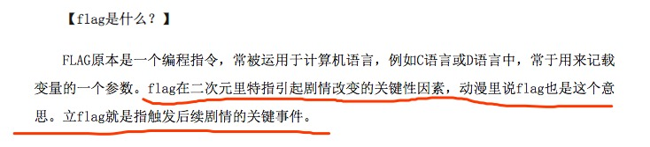 """The Curious Case of Slang """"flag"""" in Mandarin Chinese"""