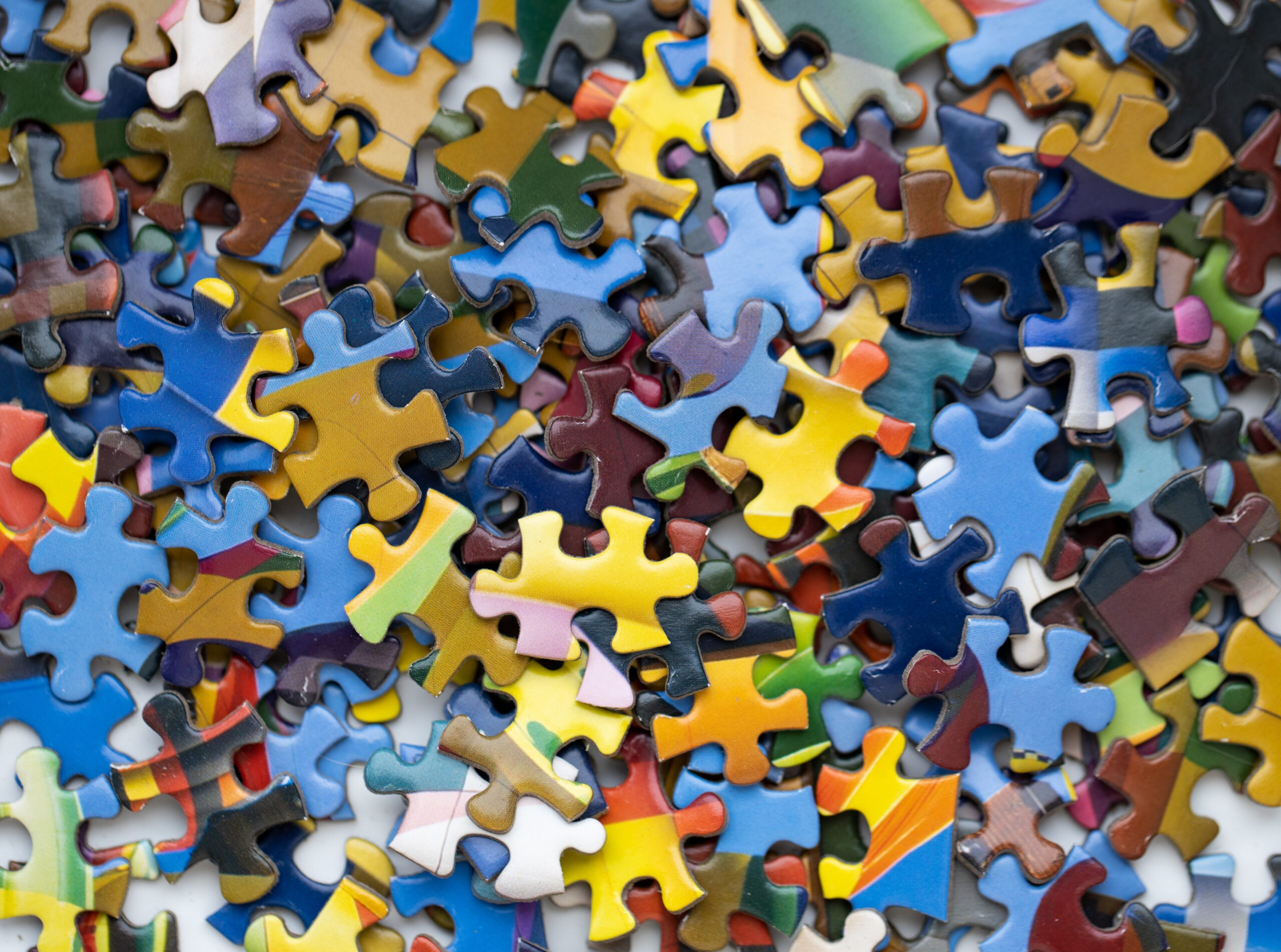 Vocabulary as Puzzle Pieces